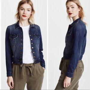 Current/Elliott The Snap jeans jacket